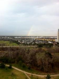 Taken near Downtown Houston, February 4, 2013.